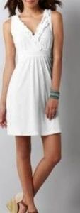 Old Navy cute white dress